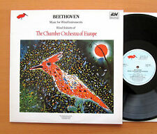 ASV COE 807 Beethoven Music For Wind Instruments Chamber Orchestra of Europe NM