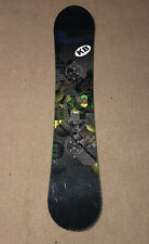 Burton Clash 45 Adult Snowboard Used 56.5 inches Long