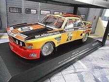 BMW 3.0 CSL Gr.2 DRM Alpina Faltz #20 Schommers Norisring 1974 Minichamps 1:18
