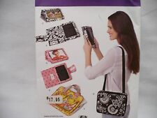 Simplicity #1630 Cover for E-Book Readers & Carry Case for Tablet Pattern