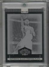 2007-08 Topps Triple Threads #23 LEBRON JAMES #1/1 Cleveland Cavaliers 1 of 1