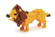 Nanoblock - Lion - micro-sized construction set