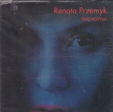 RENATA PRZEMYK - BALLADYNA 2001 YA HOZNA TOP RARE POLISH OOP CD POLAND POLEN