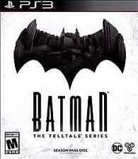 Batman: The Telltale Series PS3 New PlayStation 3, Ps3