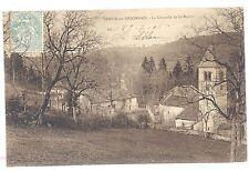 CPA 71 - SEMUR en BRIONNAIS (Saône et Loire) - La Chapelle de St-Martin