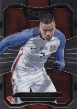 2017-18 Panini Select Soccer Sammelkarte, #17 Bobby Wood