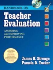 Handbook on Teacher Evaluation with CD-ROM by Pamela D. Tucker, James H. Stronge