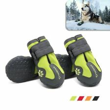 Waterproof Dog Shoes Dogs Winter Summer Rain Snow Boots Sneakers Shoes Big Dogs,