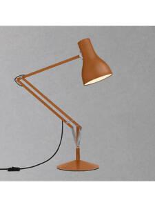 Anglepoise 32856 Type 75 Margaret Howell Edition Desk Lamp, Sienna