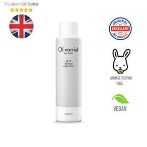 Olivarrier Dual Moist Toning Lotion Toner Vegan Korean Skincare 180ml UK SELLER