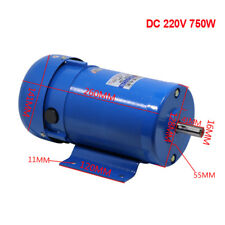 553 Motor DC220V 16000RPM Electrical Power Tools Motor High Speed Large Torque