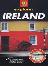 Ireland (AA Explorer),Lindsay Hunt