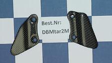 Für BMW R1100S Carbon Fersenschützer (Heel Plates)