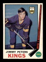 1969 O-Pee-Chee #143 Jimmy Peters RC NM/NM+ X1506535