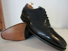 Cheaney / Churchs  Brogues Shoes – Black  - UK 8.5 – EXCELLENT New Leather soles