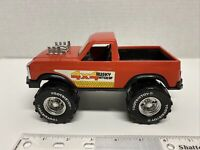Tootsie Toy Husky Hitch Up Monster Pick Up Truck