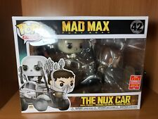 Funko Pop! Ride: Mad Max Fury Road - The Nux Car SDCC Shared Exclusive CONFIRMED