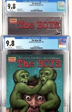 The Boys 55 And 56 - CGC 9.8 - 2 Comic Set In 1