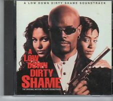 (ES353) A Low Down Dirty Shame, Soundtrack - 1994 CD