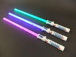 Laser LED Sabre - Choisissez Votre Couleur - Mouvement Capteur Bataille Sons