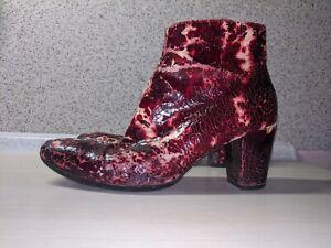 Gianni Barbato  Leather Boots - 37