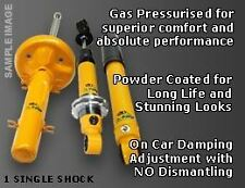 G110EA SPAX Rear ADJ Shock fit AUDI A6 5 / 6cyl & 2.5TDi Avant -