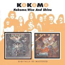 KOKOMO - KOKOMO/RISE AND SHINE 2 CD NEUF