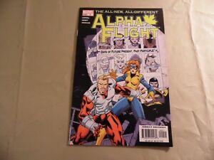 Alpha Flight #9 (Marvel 2005) Free Domestic Shipping