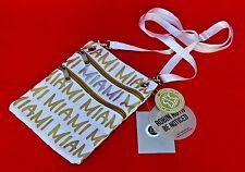 ROBIN RUTH 'MIAMI' SMALL CROSS BODY BAG - PASSPORT / TRAVEL DOCUMENTS! NEW!!