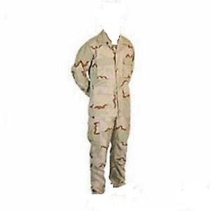 US Army DCU Desert Wüstentarn Outdoor Tarnanzug Hose Jacke Uniform XXXLarge Reg