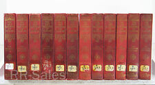 The Art Galleries of Europe The St. Botolph Society 12 Volume Hardcover Book Set