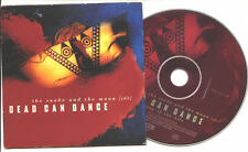 dead can dance - the snake and the moon rare cd single