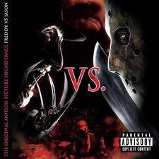 Freddy vs. Jason [Original Soundtrack] [Pa] by Original Soundtrack (Cd, Aug-200…