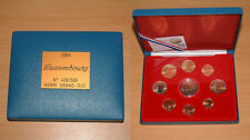 Luxemburgo 2004 - 8 Monedas De Euro + 2e Comm-Henri Grand Duke (unc) en el asunto n ° 428