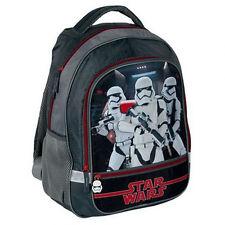 Star Wars Backpack Lightsaber Darth Vader School Bag Travel Gym Boys Black