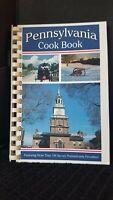 Pennsylvania Dutch Spiral Bound Cook Book 100+Recipes 2008 3rd printing