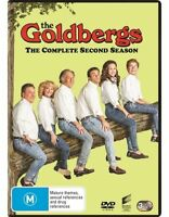 The GoldbergsComplete Second Season 2 Two DVD NEW Region 4