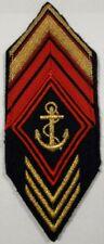 Losange 1945 Caporal Chef du RIMA 6 ans de service