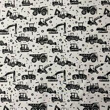 Bikes Print Cotton Poplin Dress Fabric JL-88821-M