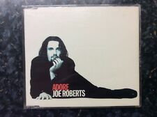 JOE ROBERTS Adore CD 3 Track Radio Version B/W Extended Version And Keith Kc