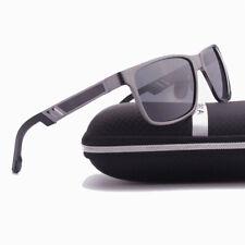 Men's Brand Polarized Driving Sunglasses Outdoor Sports Glasses Men Goggles HD