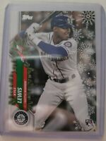 2020 Topps Holiday Kyle Lewis RC #HW169  Base card!!!!!⚾️
