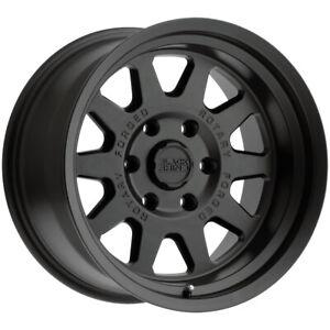 "Black Rhino Stadium 17x8 5x130 +45mm Matte Black Wheel Rim 17"" Inch"
