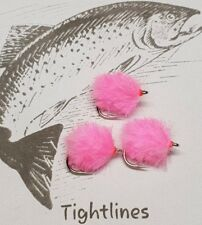 3x COMPETITION PINK  SLUSH JELLY BLOBS  size 10