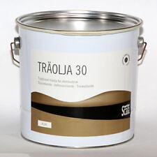 7,78 € / L. Holzöl, leinölbasierender Holzschutz, aussen, 5 Liter