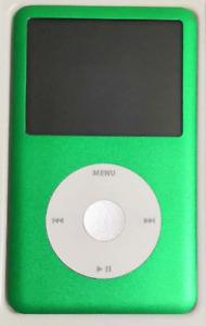 Apple iPod Classic 7th Generation (Green) 80GB/120GB/160GB MP3 - Lastest Model
