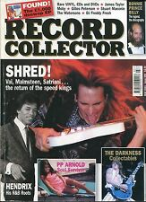 RECORD COLLECTOR No. 295   Jimi Hendrix    PP Arnold   The Darkness   Moby