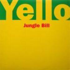 """Yello Jungle Bill Remixes 4 track Us 12"""""""