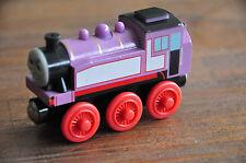 THOMAS TANK TRAIN SET Wooden Railway Engine - ROSIE - Excellent