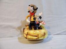 Schmid music box Western Goofy